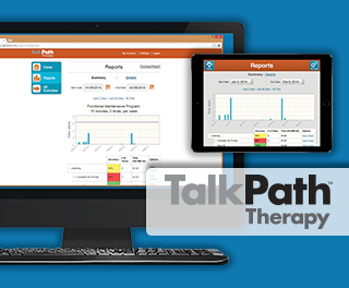 TalkPath Therapy reports