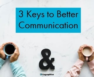 After an Aphasia Diagnosis: 3 Keys to Better Communication