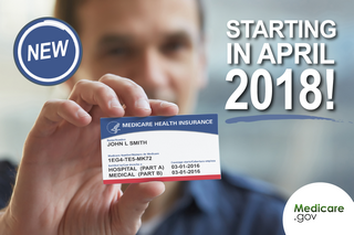 New Changes to Medicare Cards!