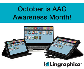 October is AAC Awareness Month