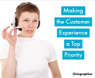 The Customer Experience at Lingraphica is a Top Priority