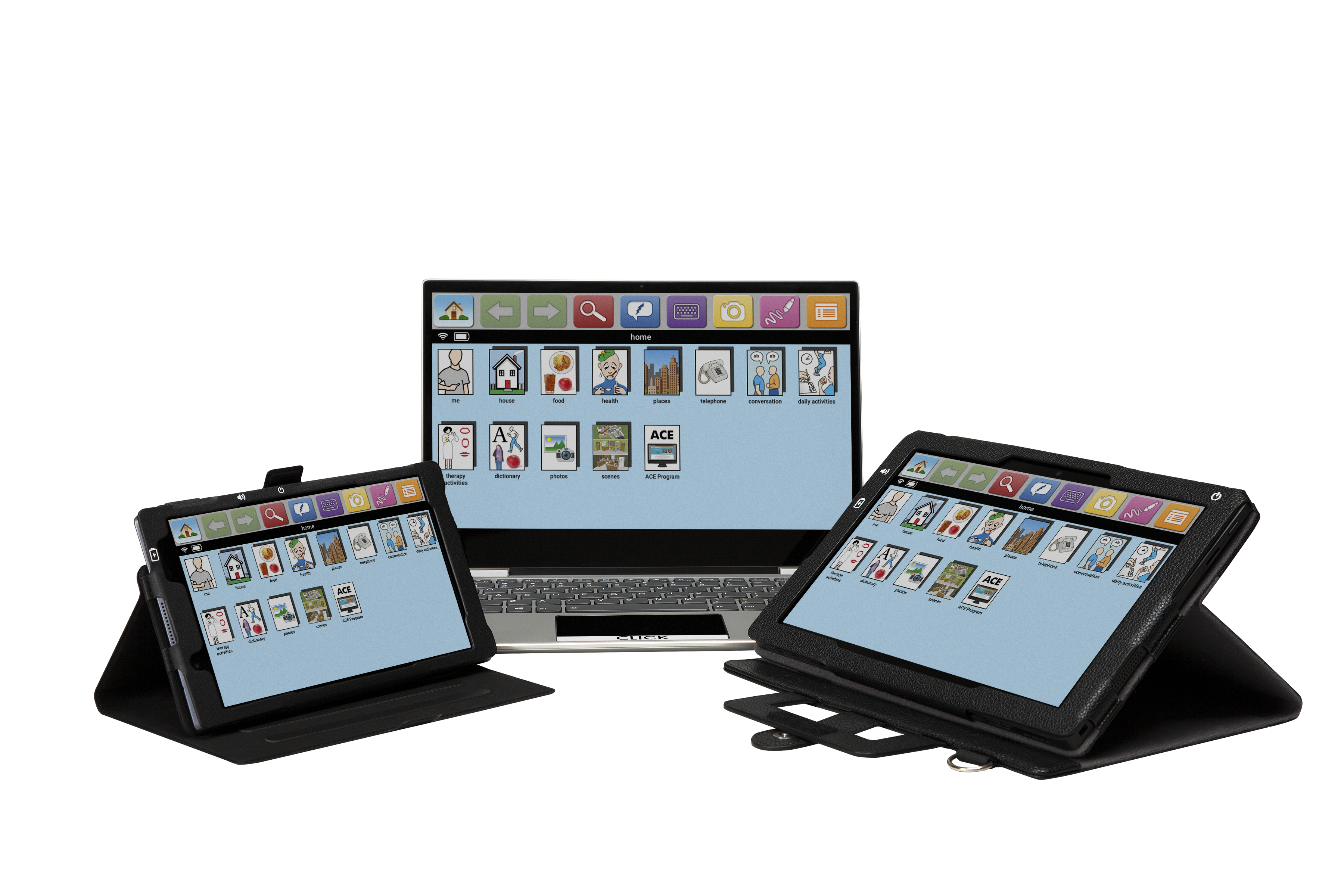 3 Things to Consider When Selecting an AAC Device