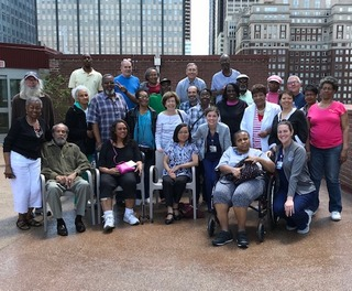 Aphasia Spotlight: Magee Rehabilitation Hospital's Aphasia Community Support Group