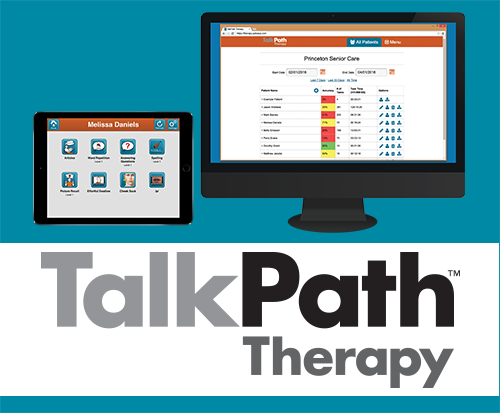 The New and Improved TalkPath Therapy!